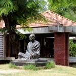 Mahatma Gandhi Ashram at Sabarmati in Ahmedabad Gujarat