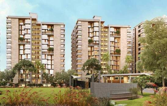 Maple Tree Garden Homes in Ahmedabad