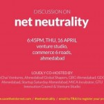 Net Neutrality Discussion in Ahmedabad at Commerce 6 Roads