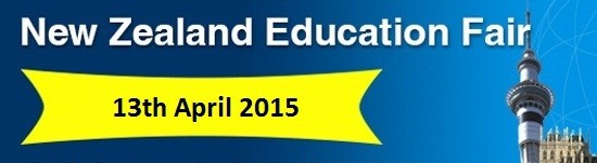 New Zealand Education Fair 2015 Ahmedabad