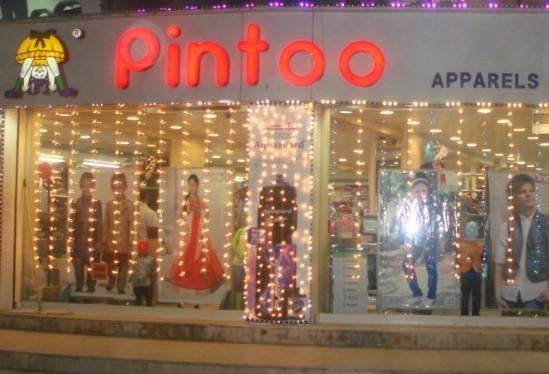 Pintoo Garments in Ahmedabad