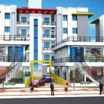 Pratham Plaza in Vadodara – 2 BHK and 3 BHK Apartments & Shops by Pratham Group