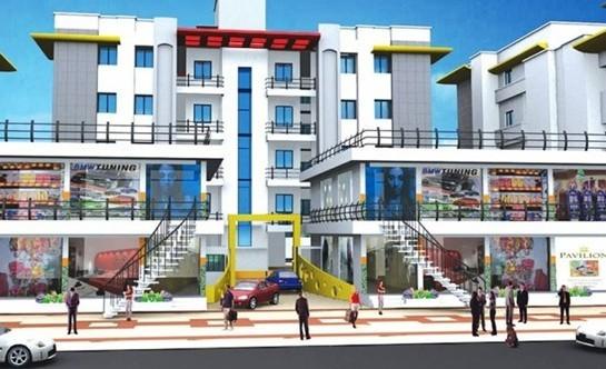 Pratham Plaza in Vadodara