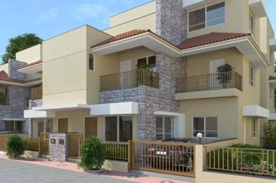 Satva Homes in Ahmedabad