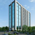 Sheth Corporate Tower in Ahmedabad – Shops / Showrooms / Offices by Sheth Developers