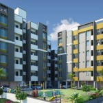 Swaminarayan Park 6 in Ahmedabad – 1 BHK Apartments / Shops by Dharmadev Group