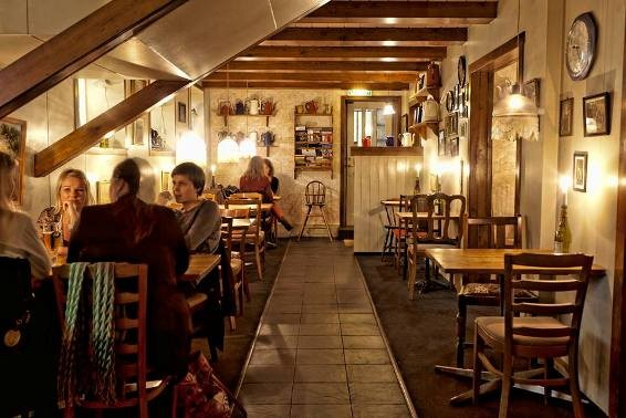 TIU DROPER at Reykjavík Iceland – Oldest Café in Reykjavik with Live Music
