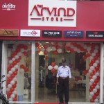 The Arvind Store in Ahmedabad – Men's Readymades / Fabrics / Bespoke Tailoring