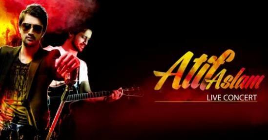 Atif Aslam Live in Concert Ahmedabad 2015