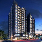 Avaneesh Heights in Ahmedabad – 3 BHK Apartments / Showrooms by Avaneesh Infrastructure