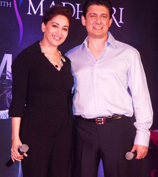 Dance With Madhuri Mobile App Launches by Madhuri Dixit