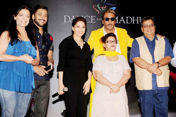 Dance with Madhuri Mobile Application launch Pics.jpg