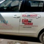 Deal on Moves – Branding and Advertisement on Car