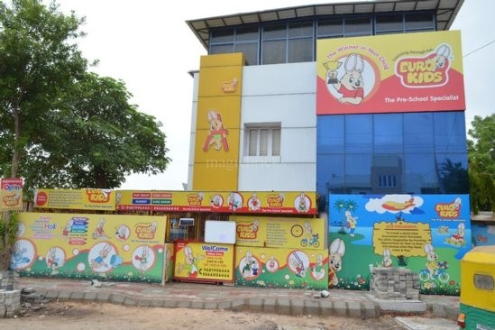 Eurokids International Pre-School in Ahmedabad at Drive in Road