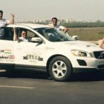 Food for All – A Car Trip from SURAT to LONDON by Road in 52 Days – April 2015 News