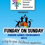 Funday On Sunday Indoor Games Tournament in Rajkot on 31st May 2015