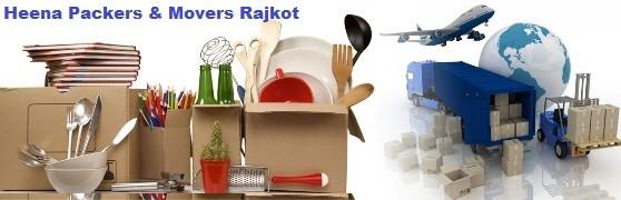 Heena Enterprise Packers and Movers in Rajkot Gujarat