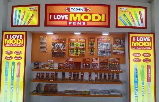 I Love Modi Pens Launch by Today's Writing Instruments LTD