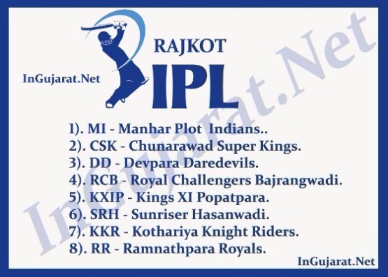 IPL (Indian Premier League) 2015 – Rajkot