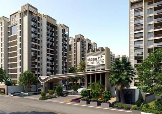 ISCON Platinum in Ahmedabad