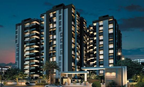 Iscon Riverside in Ahmedabad