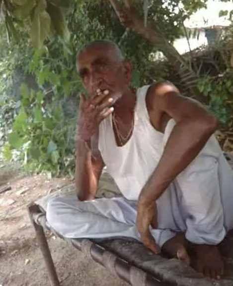 Kathiyawadi Bapa - Gujarati Farmer Funny Photos - Village Life Comedy Images