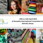 Made In Gujarat 2015 – India Business Trade Show in Nairobi Kenya from 10th to 12th April