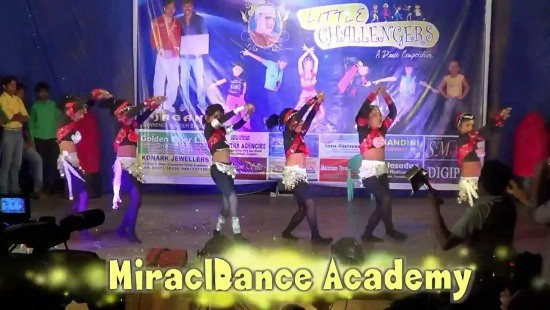 Miracle Dance Academy Classes in Rajkot