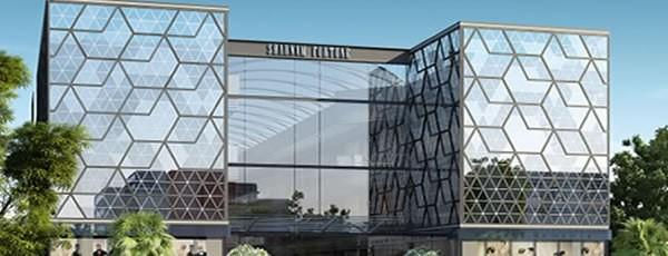 Sharnam Fortune Business Mall in Vadodara by Sharnam Group Baroda