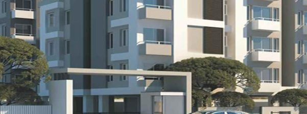 Sharnam Megh 2-BHK Apartment & Duplex Penthouses in Vadodara at New Alkapuri