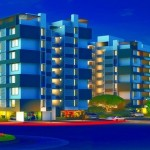 Shrifal Heights in Gandhinagar – 2 BHK & 3 BHK Apartments / Shops by Balaji Developers