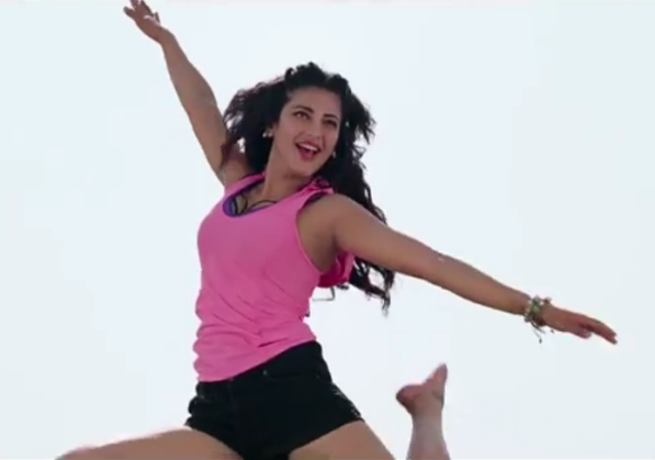 Shruti Haasan in Shorts - Latest New  Images