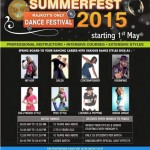 Summer fest Dance Festival 2015 in Rajkot Presents by 5678 Dance School