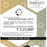 The Emerald Club – Resort – Events – SPA in Rajkot at Kalawad Road