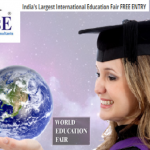 World Education Fair 2015 in Ahmedabad by Edwise on 28 May