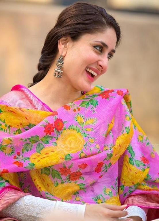 Kareena Kapoor in White Dress in Bajarangi Bhaijaan Movie 2015