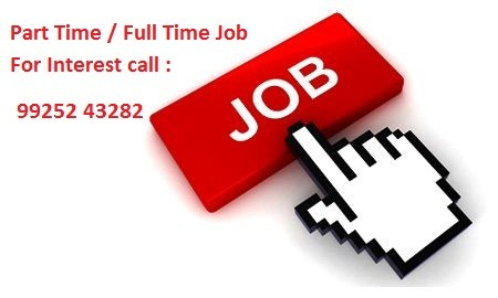 Part Time  Full Time Work Earn 15 Ours at Ankleshwar