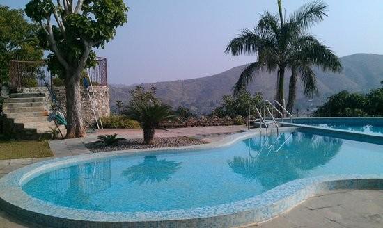 Purple Seas Heritage Resort in Udaipur at Rajasthan India