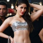 Kareena Kapoor Hot Navel Photos in Mera Naam Mary Item song of Brothers