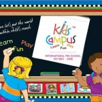 Kids Campus International Pre-School in Vadodara at Wagahodia – Best Pre-School in Baroda