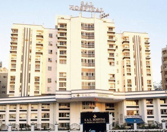 Sal Hospital in Ahmedabad International Multi Specialty Hospital in Gujarat
