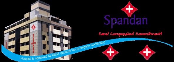 Spandan Hospital in Rajkot at Kalawad Road - Spandan Hospital Rajkot Address and Contact