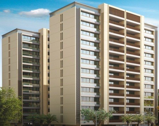 Suramya Altis in Vadodara 4 BHK Flats at Old Padra Road Baroda by Suramya Group