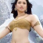 Tamanna Bhatia Latest Hot Navel Pics in Lehenga in Bahubali Movie 2015