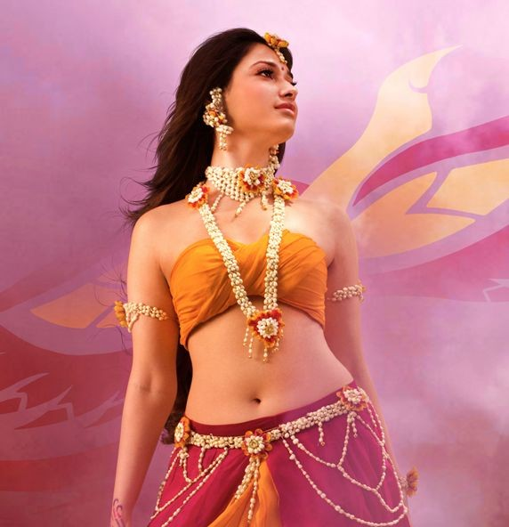 Tamanna Bhatia  in Bahubali Movie 2015