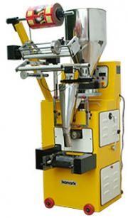 kirti Enterprise Rajkot Manufacturers of Konark Brand Pouch Packing Machine