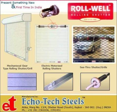 Echo Tech Steel in Rajkot - Manufacturer & Supplier of Rolling shutter and Slotted Angle Rack.jpg