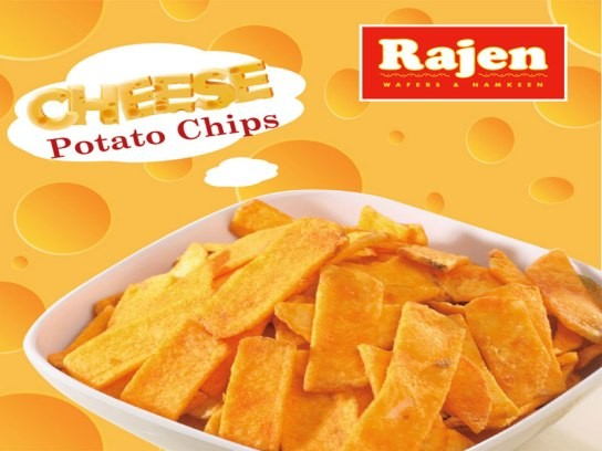 Rajen Wafers & Namkeen in Rajkot - Wafer Manufacturer and Retailing in Rajkot