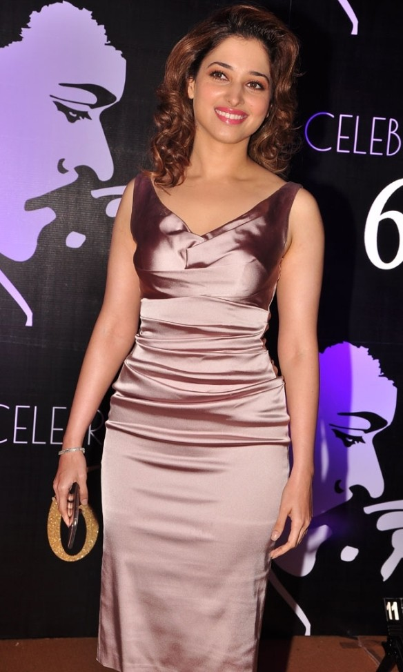 Tamanna Bhatia in Skin Tight Dress.jpg