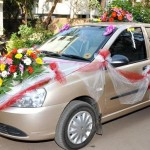 Wheel O City Auto Spa & Accessories in Rajkot – Wheel O City Wedding Car Decoration Service